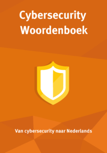 Cybersecurity woordenboek